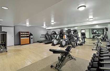 Health club | DoubleTree by Hilton Hotel Pittsburgh - Meadow Lands