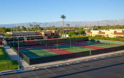 Recreational Facility | Embassy Suites Hotel Palm Desert