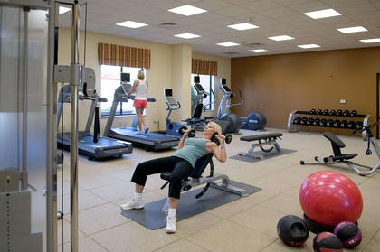 Health club | Hilton Garden Inn Pensacola Airport-Medical Center