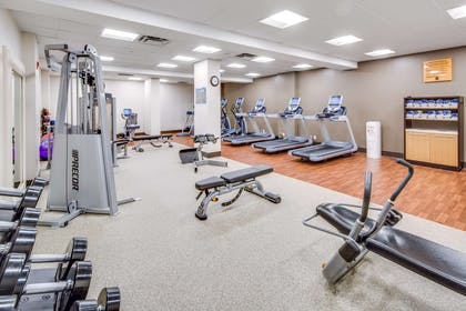 Health club   Embassy Suites by Hilton Parsippany