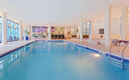 Pool   Embassy Suites by Hilton Parsippany