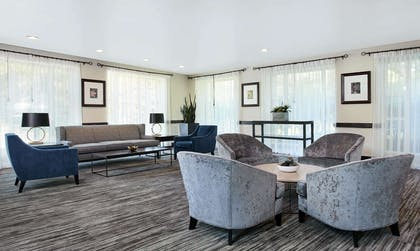Reception   Embassy Suites by Hilton Parsippany