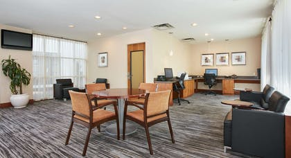 Business Center   Embassy Suites by Hilton Parsippany