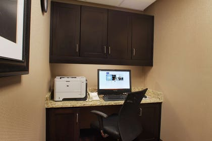 Business Center | Hampton Inn & Suites Port St. Lucie, West
