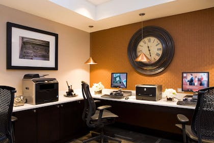 Business Center | Embassy Suites by Hilton Portland Maine