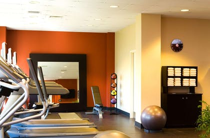 Health club | Embassy Suites by Hilton Portland Maine