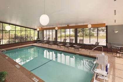 Pool | Embassy Suites by Hilton Portland Maine