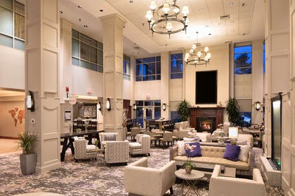 Lobby | Embassy Suites by Hilton Portland Maine