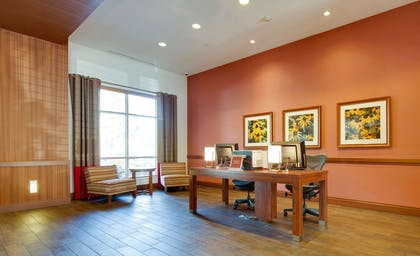 Business Center | DoubleTree by Hilton Hotel Raleigh - Cary