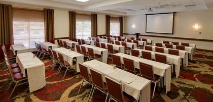 Meeting Room | DoubleTree by Hilton Hotel Raleigh - Cary