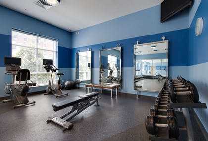 Health club | DoubleTree by Hilton Hotel Raleigh - Cary