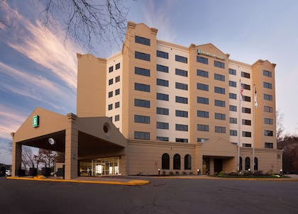 Exterior | Embassy Suites by Hilton Raleigh Crabtree