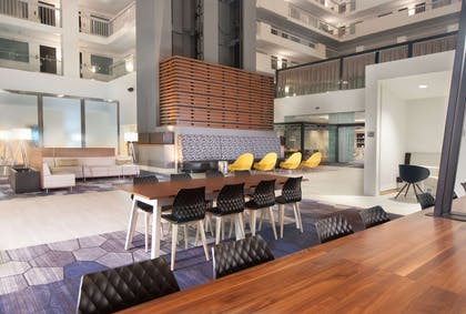 Reception | Embassy Suites by Hilton Raleigh Crabtree