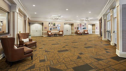 Meeting Room | DoubleTree by Hilton Hotel Raleigh-Durham Airport at Research Triangle Park