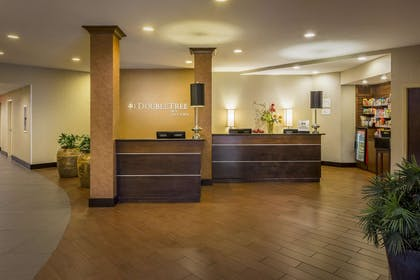 Reception | DoubleTree by Hilton Hotel Raleigh - Brownstone - University