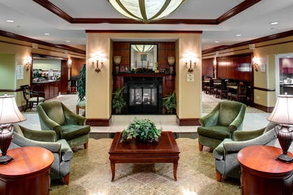 Lobby | Homewood Suites by Hilton Richmond - Airport