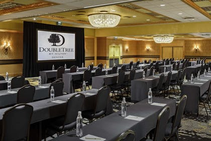 Meeting Room | DoubleTree by Hilton Hotel Denver