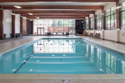 Pool | DoubleTree by Hilton Hotel Denver