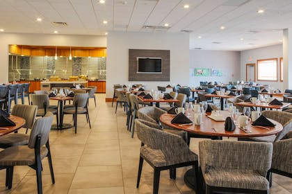 Restaurant   DoubleTree by Hilton Hotel Rochester