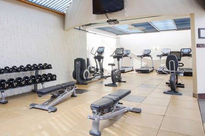 Health club fitness center gym   DoubleTree by Hilton Hotel Rochester