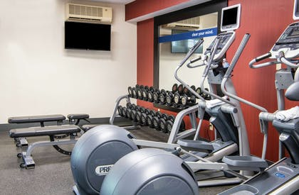 Health club | Hampton Inn & Suites Rochester-Victor/Fairport