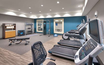 Health club | Hampton Inn & Suites Rockport-Fulton