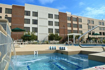 Recreational Facility | DoubleTree by Hilton Hotel Rocky Mount