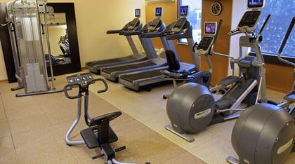 Health club | DoubleTree by Hilton Hotel Rocky Mount