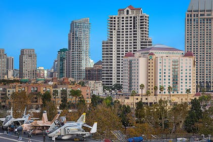 Exterior | Embassy Suites by Hilton San Diego Bay Downtown