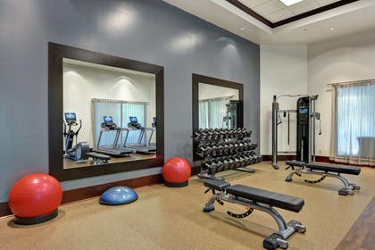 Health club | Embassy Suites by Hilton Savannah Airport