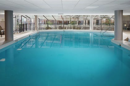 Pool | Doubletree Hotel South Bend