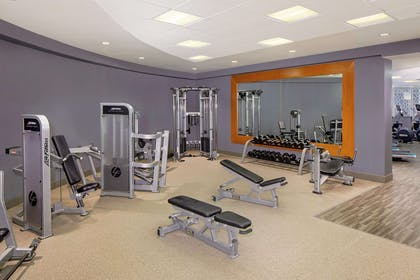 Health club | Doubletree Hotel South Bend