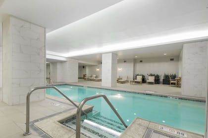 Pool | Embassy Suites by Hilton Louisville Downtown