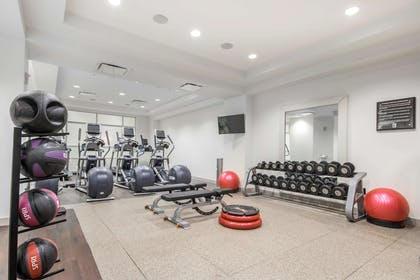 Health club | Embassy Suites by Hilton Louisville Downtown
