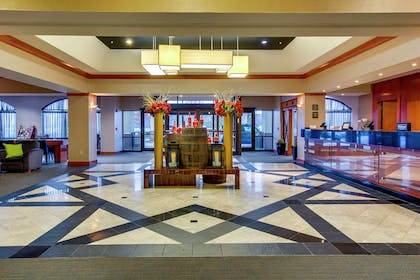 Reception   Embassy Suites by Hilton Louisville East