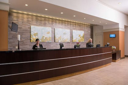 Reception | DoubleTree by Hilton Hotel San Diego - Mission Valley