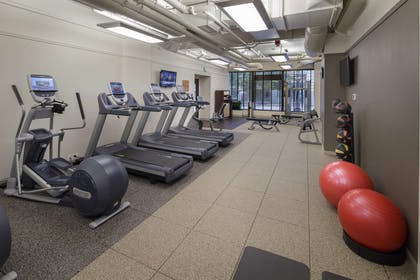 Health club | The Arctic Club Seattle - a DoubleTree by Hilton