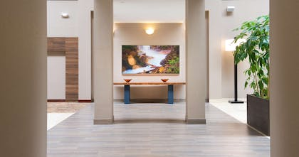 Lobby | Embassy Suites by Hilton Seattle North Lynnwood