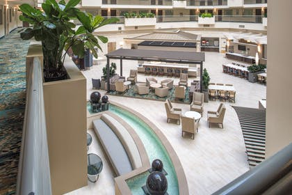 Reception   Embassy Suites by Hilton Seattle Tacoma International Airport