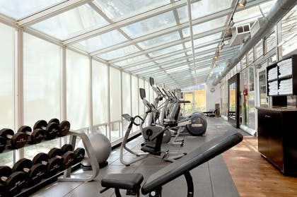 Health club | Embassy Suites by Hilton San Francisco Airport Waterfront