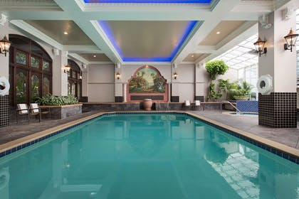 Pool   Embassy Suites by Hilton San Francisco Airport Waterfront