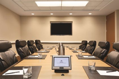 Meeting Room | Hilton San Francisco Downtown/Financial District