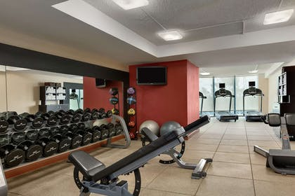 Health club   Embassy Suites by Hilton San Francisco Airport