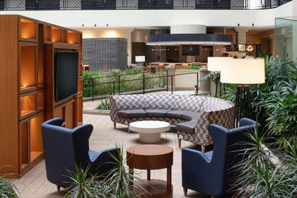 Lobby   Embassy Suites by Hilton San Francisco Airport