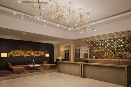 Reception   Embassy Suites by Hilton San Francisco Airport