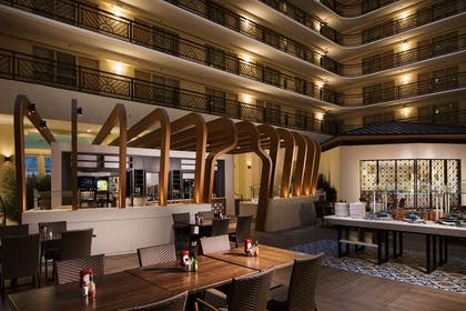 Breakfast Area   Embassy Suites by Hilton San Francisco Airport