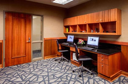 Business Center | Hilton Shreveport