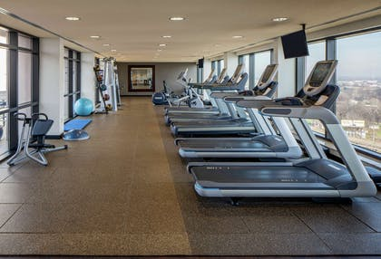 Health club | Hilton Shreveport