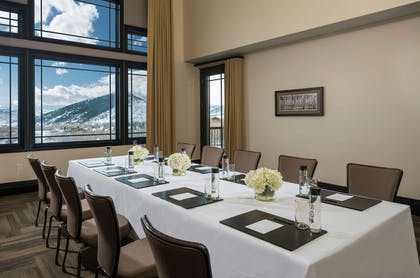 Restaurant | Waldorf Astoria Park City