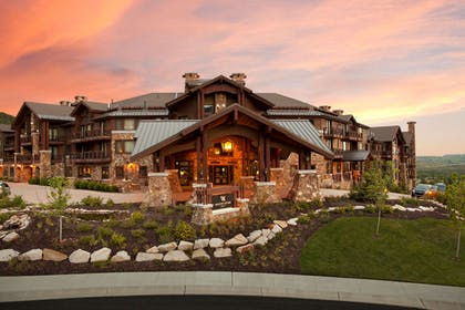 Exterior | Waldorf Astoria Park City